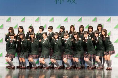 欅坂46の集合写真85